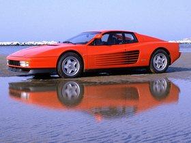 Ver foto 2 de Ferrari Testarossa 1984