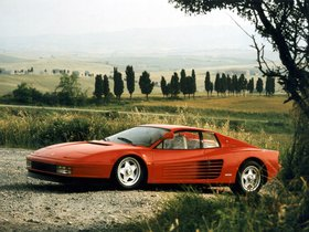 Ver foto 1 de Ferrari Testarossa 1984