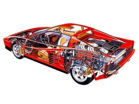 Ver foto 14 de Ferrari Testarossa 1984