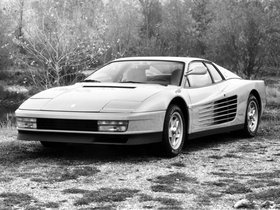 Ver foto 12 de Ferrari Testarossa 1984