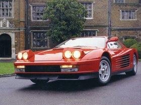 Ver foto 11 de Ferrari Testarossa 1984