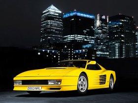 Ver foto 10 de Ferrari Testarossa 1984