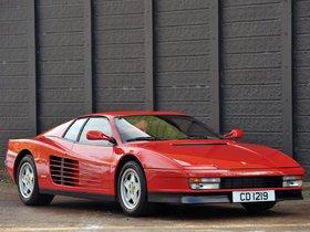 Ver foto 11 de Ferrari Testarossa 1986