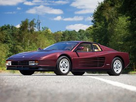 Ver foto 10 de Ferrari Testarossa 1986