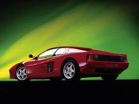 Ver foto 7 de Ferrari Testarossa 1986