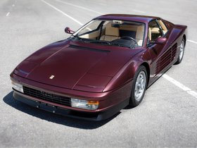 Ver foto 1 de Ferrari Testarossa 1986