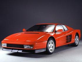 Ver foto 12 de Ferrari Testarossa 1986