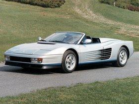 Ver foto 1 de Ferrari Testarossa Spider 1986
