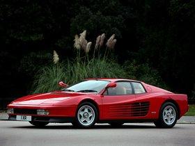 Ver foto 2 de Ferrari Testarossa UK 1984