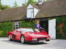 Ver foto 7 de Ferrari Testarossa UK 1986