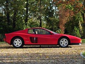 Ver foto 6 de Ferrari Testarossa UK 1986