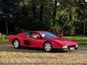 Ver foto 5 de Ferrari Testarossa UK 1986