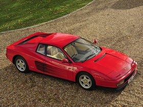 Ver foto 4 de Ferrari Testarossa UK 1986