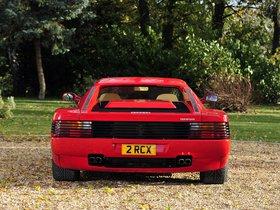Ver foto 3 de Ferrari Testarossa UK 1986