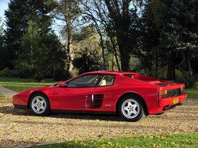 Ver foto 2 de Ferrari Testarossa UK 1986