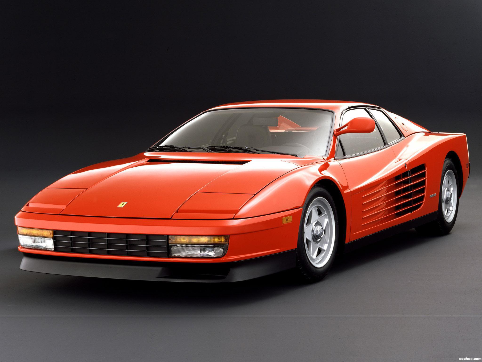 Foto 0 de Ferrari Testarossa USA 1984