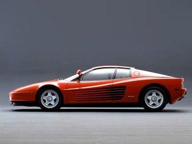 Ver foto 7 de Ferrari Testarossa USA 1984
