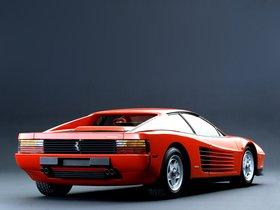 Ver foto 6 de Ferrari Testarossa USA 1984