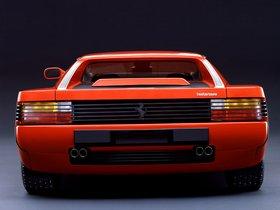 Ver foto 5 de Ferrari Testarossa USA 1984