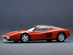 Ver foto 2 de Ferrari Testarossa USA 1984