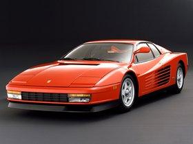 Ver foto 1 de Ferrari Testarossa USA 1984