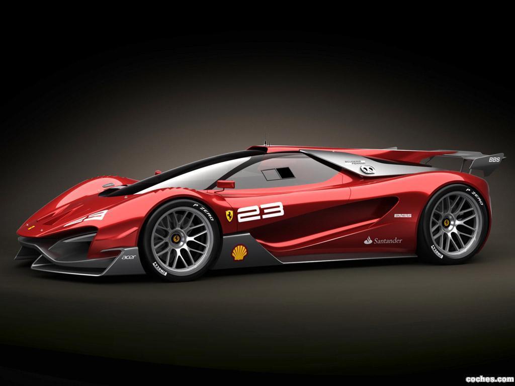 Foto 0 de Ferrari Xezri Competizione Concept by Samir Sadikhov 2013