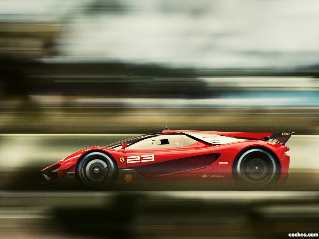 Foto 8 de Ferrari Xezri Competizione Concept by Samir Sadikhov 2013