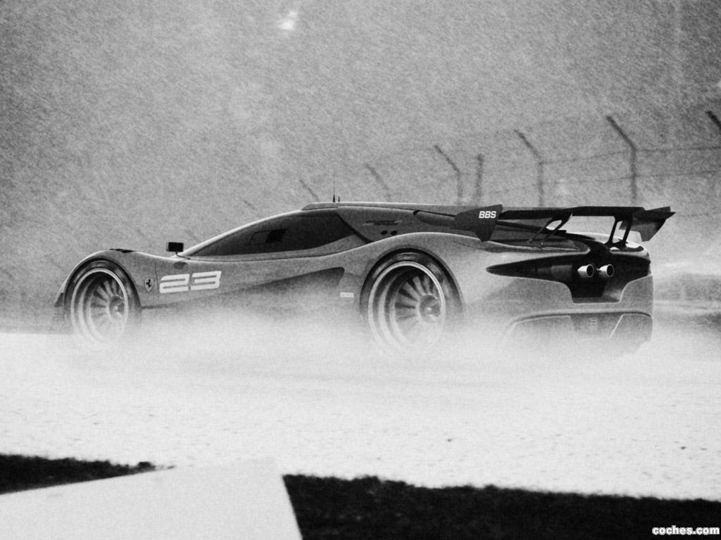 Foto 7 de Ferrari Xezri Competizione Concept by Samir Sadikhov 2013
