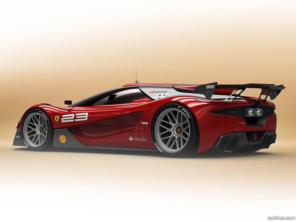 Foto 6 de Ferrari Xezri Competizione Concept by Samir Sadikhov 2013