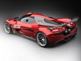 Ver foto 4 de Ferrari Xezri Competizione Concept by Samir Sadikhov 2013