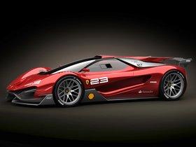 Ver foto 1 de Ferrari Xezri Competizione Concept by Samir Sadikhov 2013