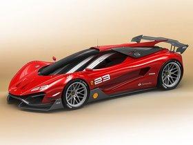 Ver foto 12 de Ferrari Xezri Competizione Concept by Samir Sadikhov 2013