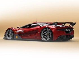 Ver foto 7 de Ferrari Xezri Competizione Concept by Samir Sadikhov 2013