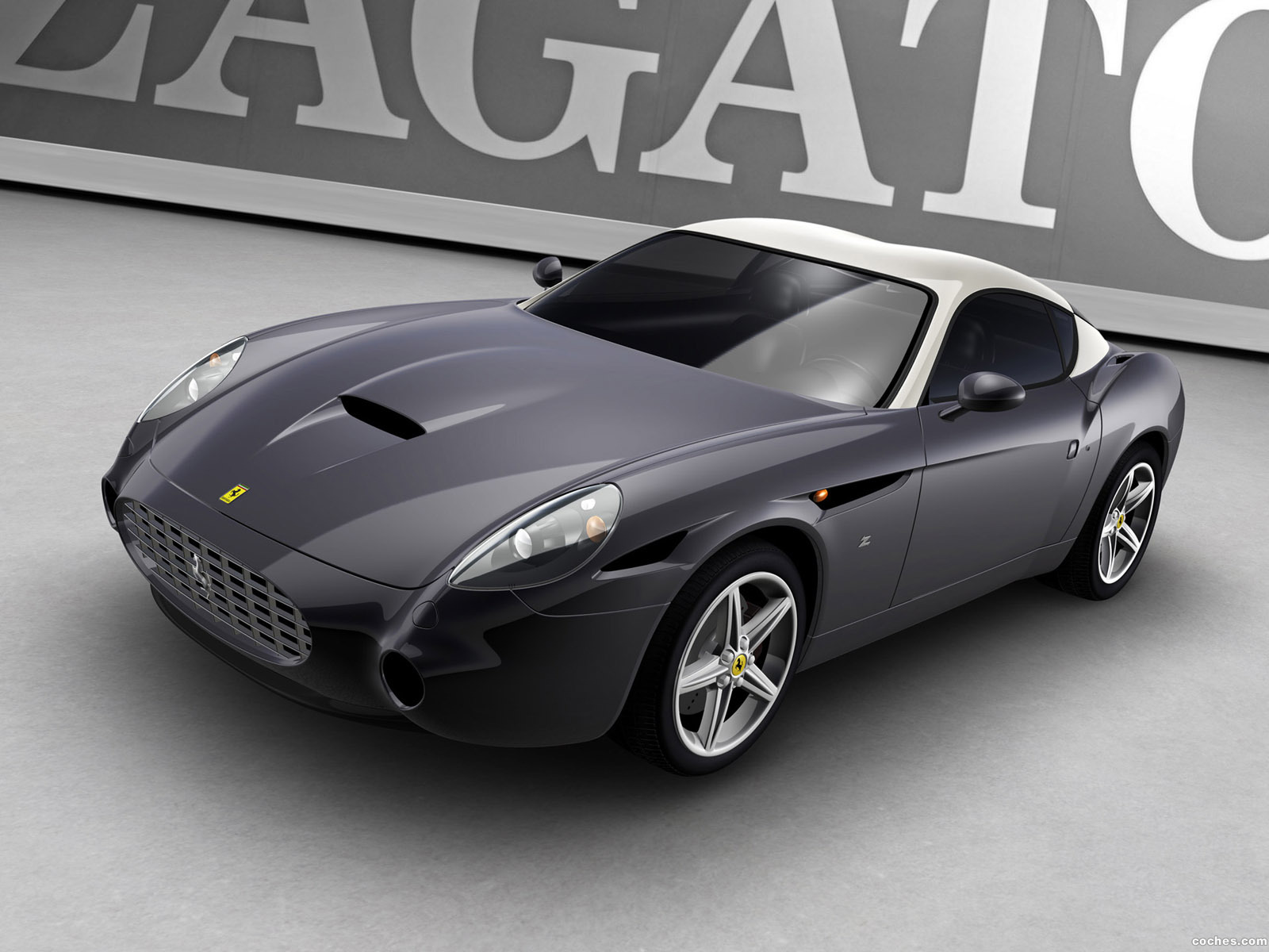 Foto 0 de Ferrari Zagato 575 GTZ 2006