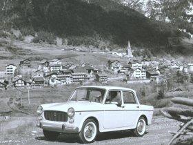 Fotos de Fiat 1100 1962