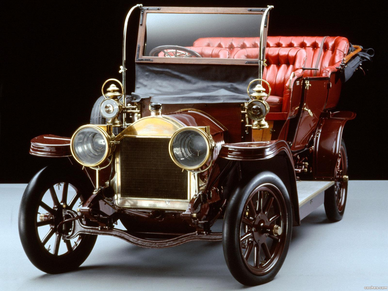 Foto 0 de Fiat 12-18 HP Parsifal 1902