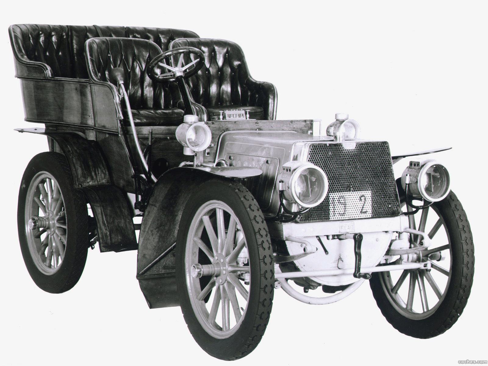 Foto 0 de Fiat 12 HP 1901