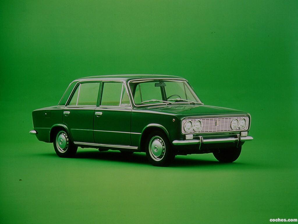 Foto 0 de Fiat 124 1966