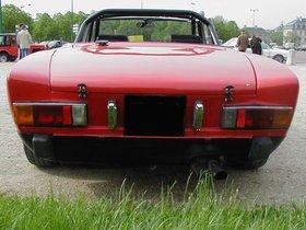 Ver foto 6 de Abarth 124 Rallye Stradale 1975