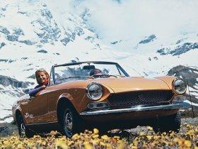 Fotos de Fiat 124 Spider 1969