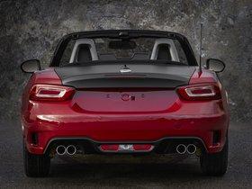 Ver foto 4 de Fiat 124 Spider Elaborazione Abarth USA 2016