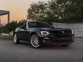 Fotos de Fiat 124 Spider USA 2016