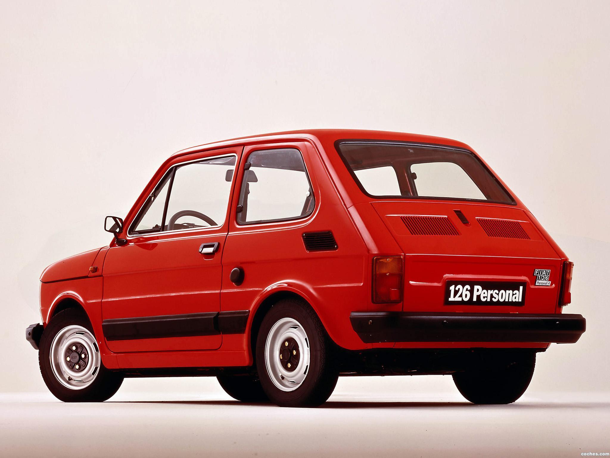 Foto 2 de Fiat 126 Personal 1976