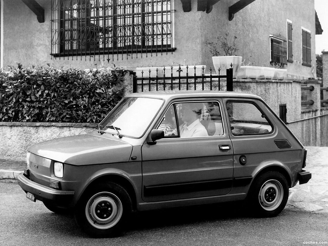Foto 1 de Fiat 126 Personal 1976