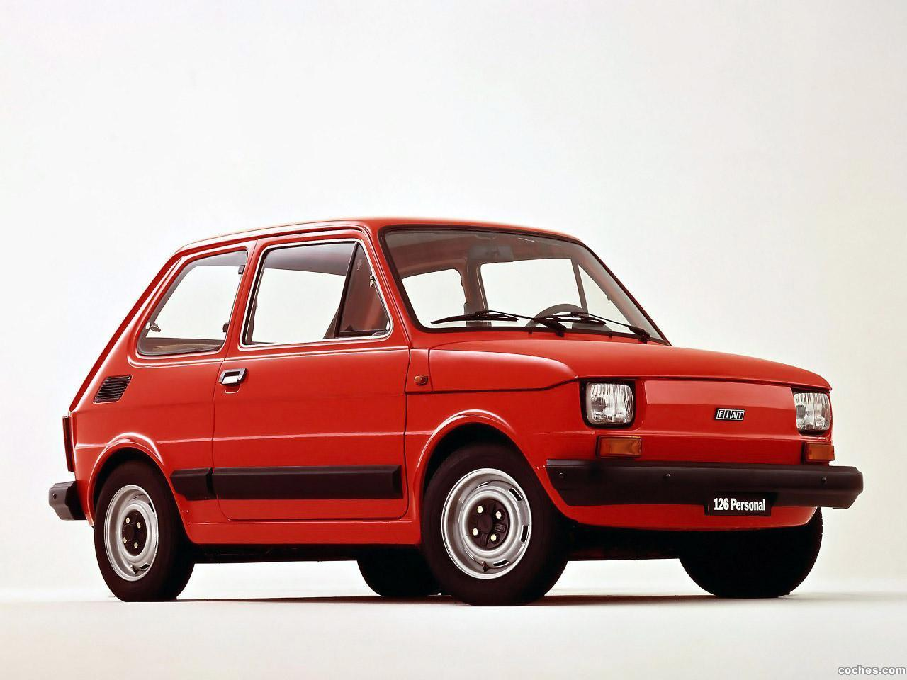 Foto 0 de Fiat 126 Personal 1976