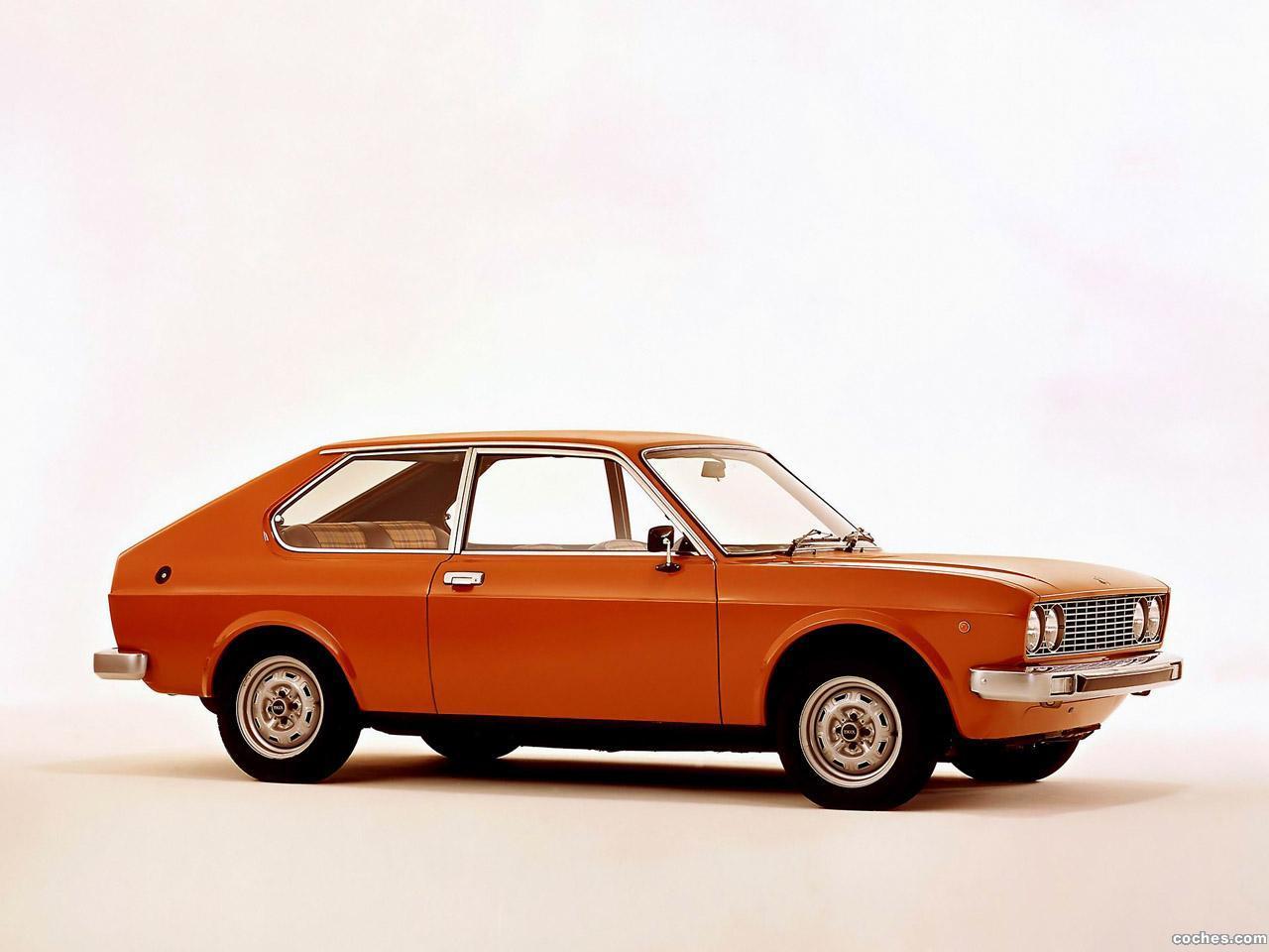 Foto 0 de Fiat 128 3P Berlinetta 1975