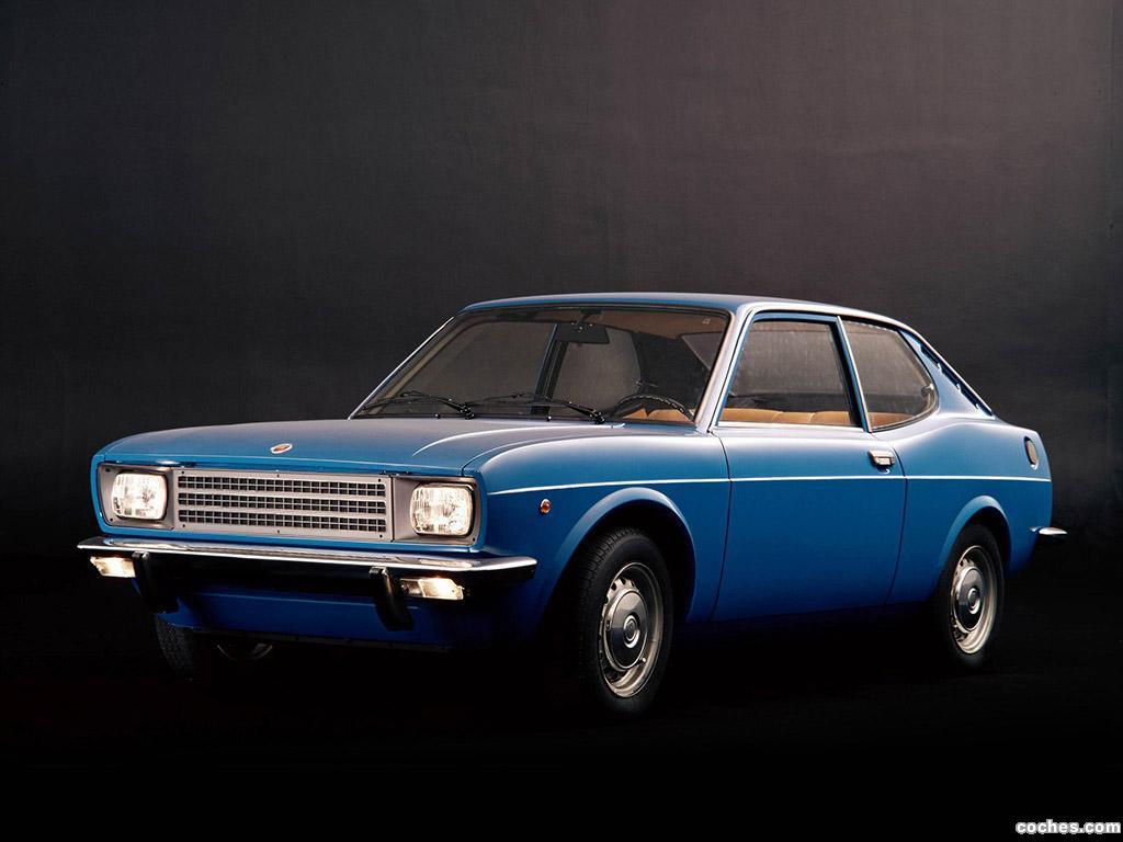 Foto 0 de Fiat Coupe S 1971
