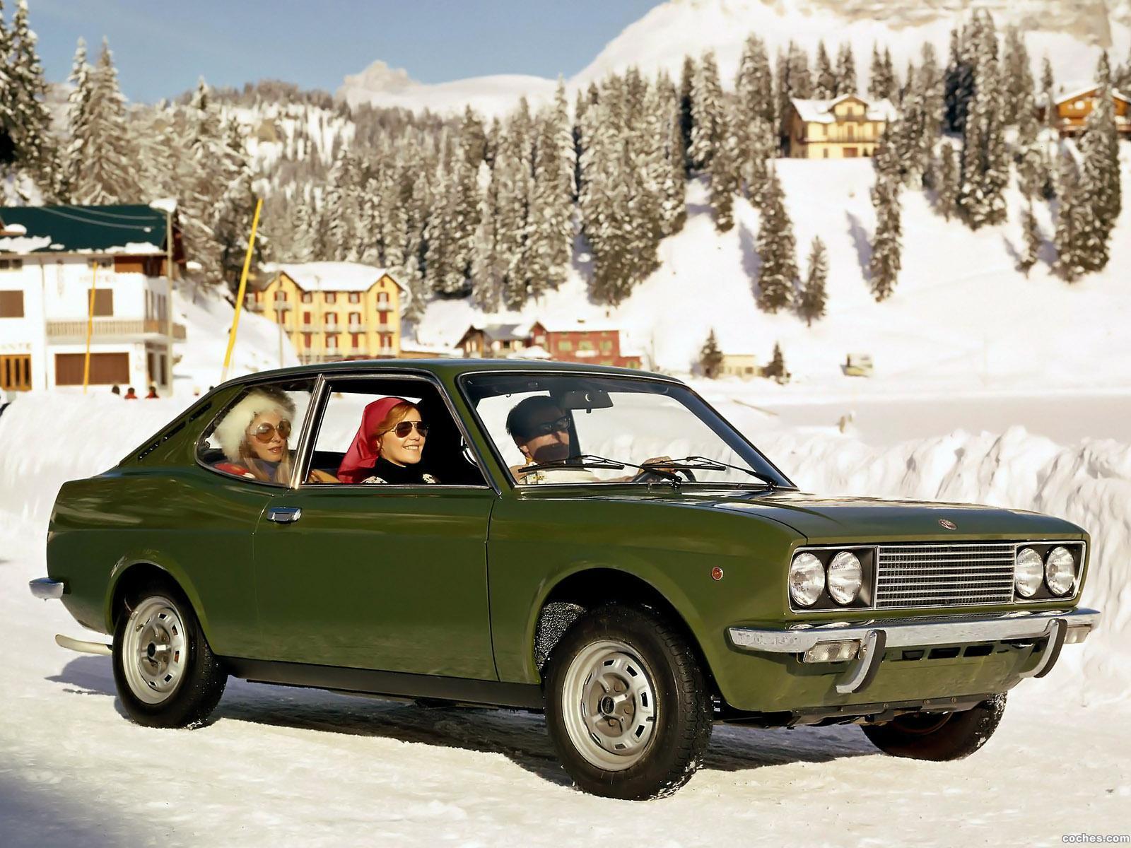 Foto 0 de Fiat Coupe SL 1971