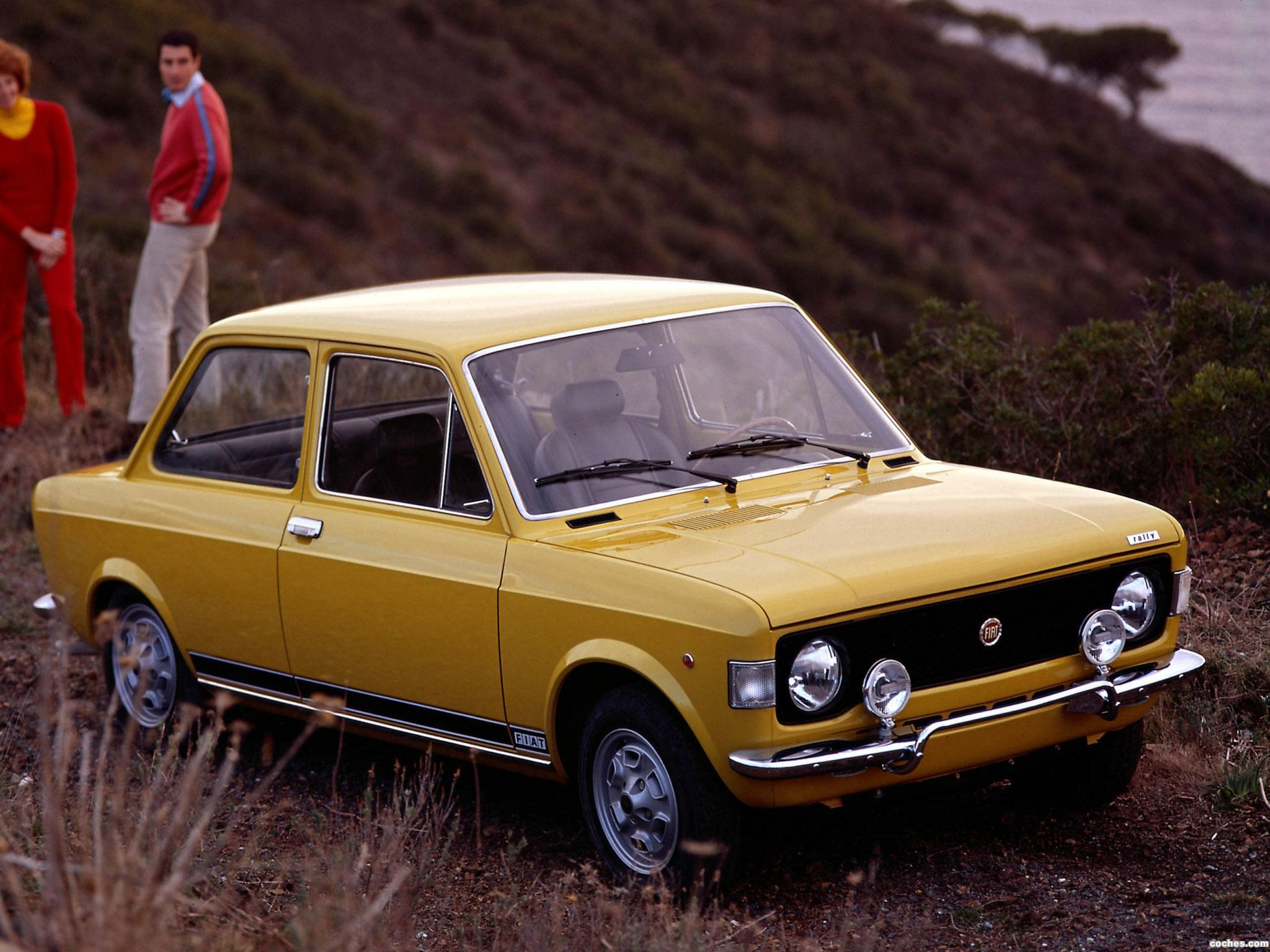 Foto 0 de Fiat 128 Rally 1971