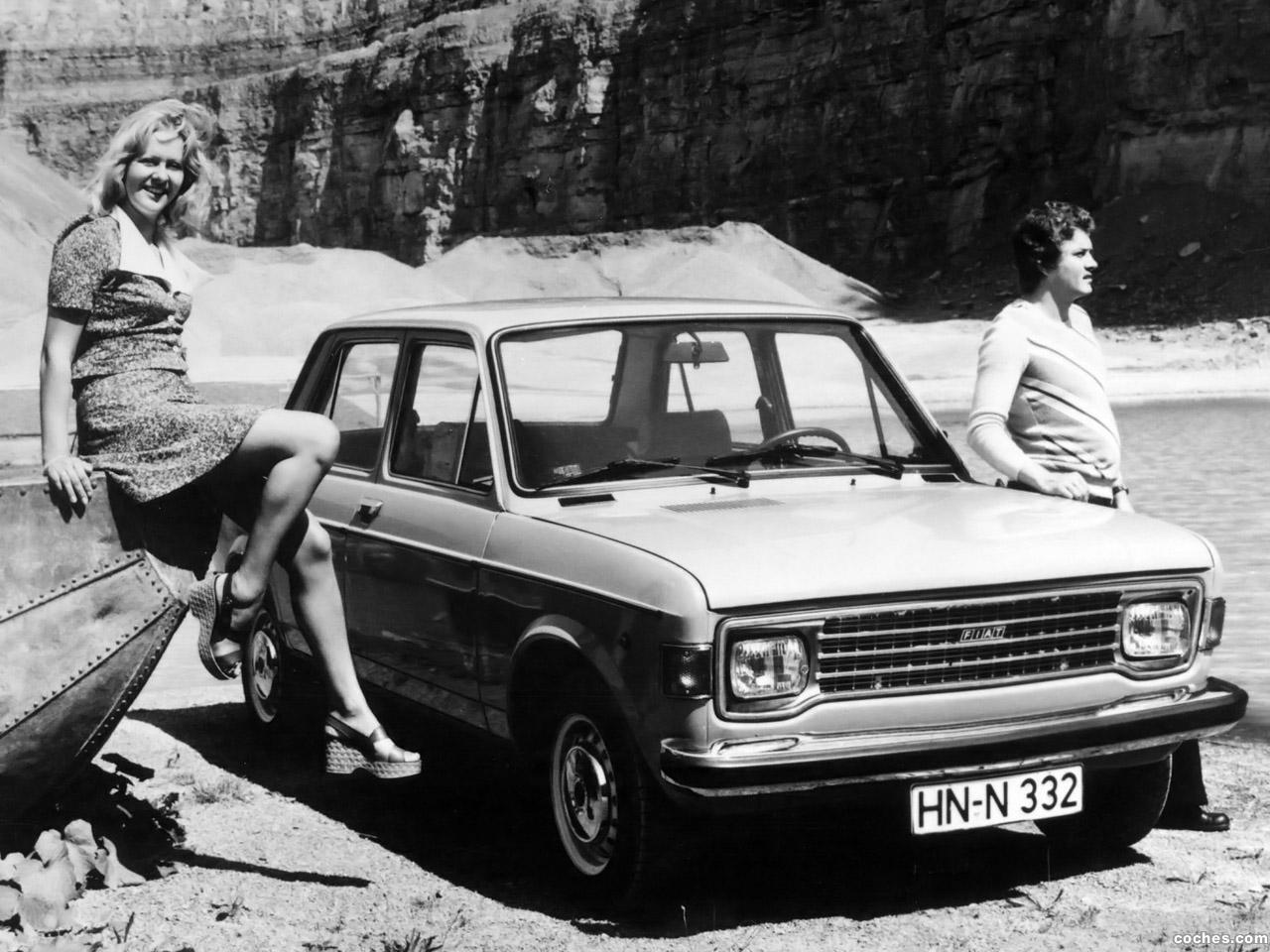 Foto 0 de Fiat 128 Special 1974